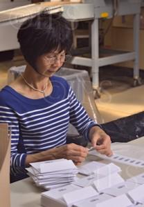 photo of IPS worker